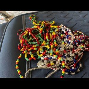 Jewelry - Leg beans